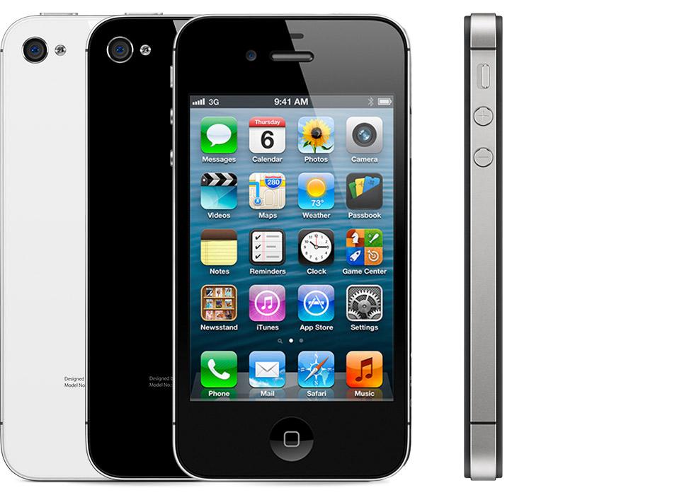 iPhone4s/4