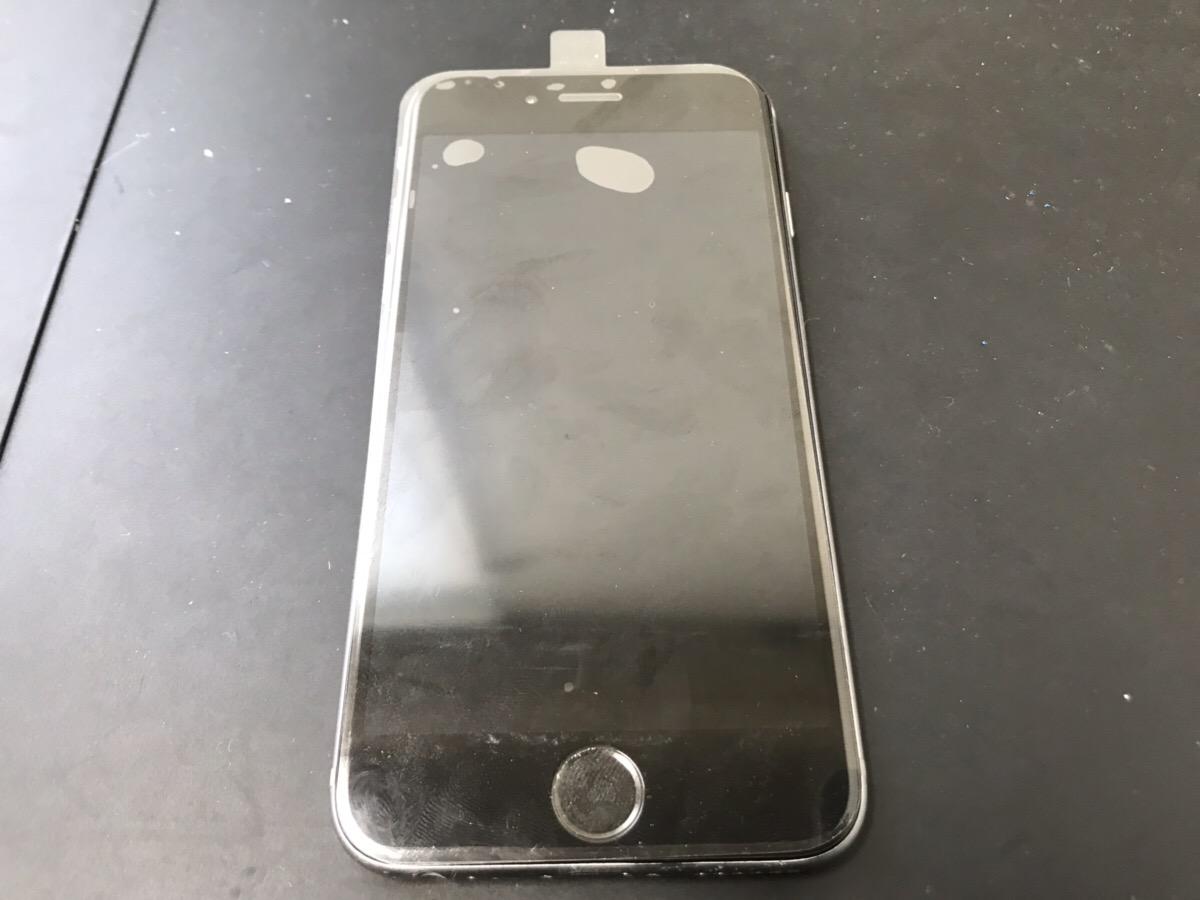 画面交換後のiPhone6