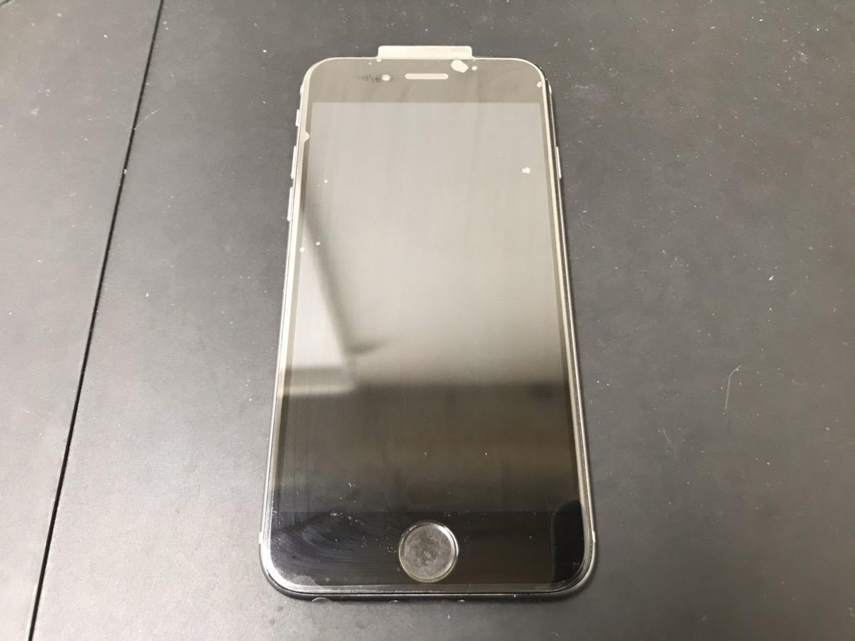 画面交換後のiPhone6s
