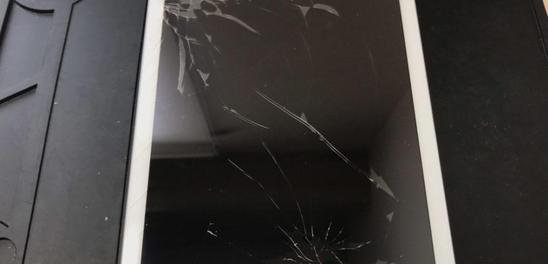 修理前のiPad6