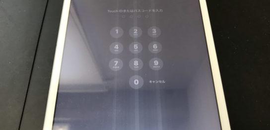 修理前のiPad mini3