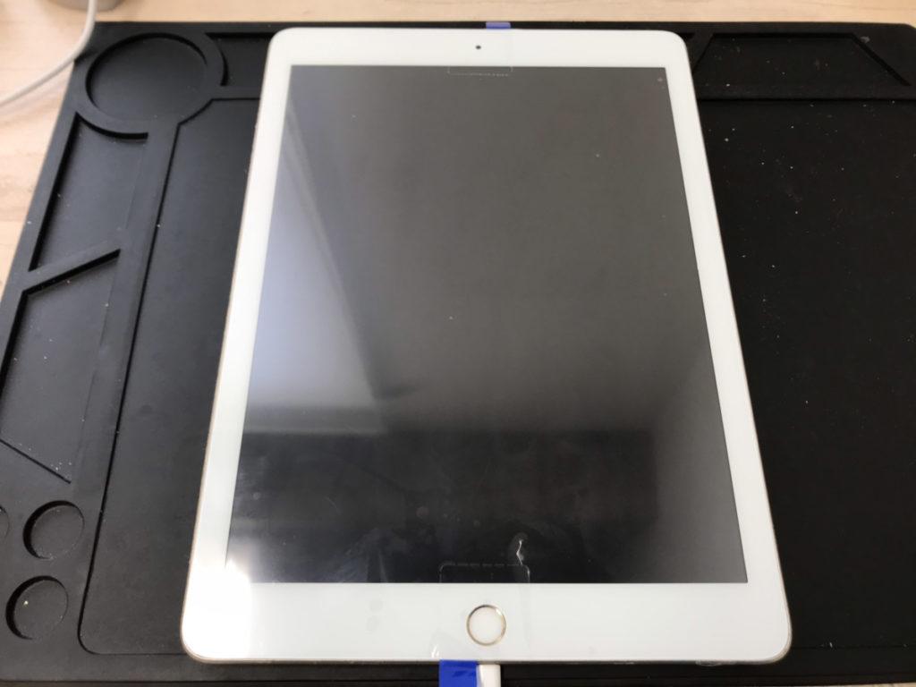 画面交換後のiPad5