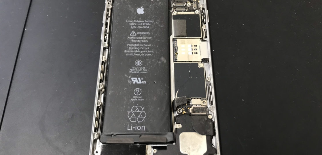 iPhone6の中身