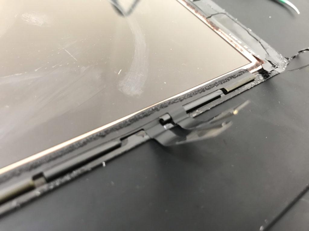 分解時のiPad6