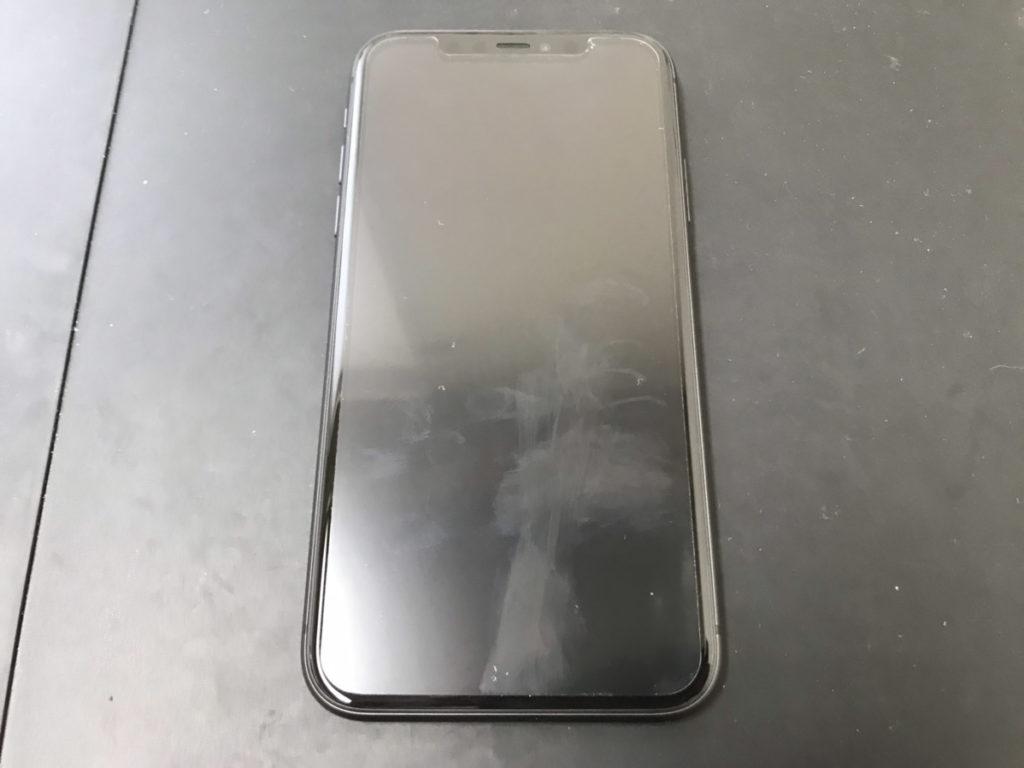 誤作動が起きるiPhone11