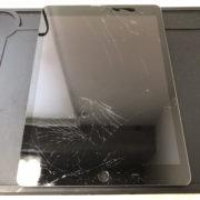 画面修理前のiPad第7世代