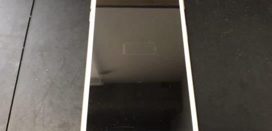 起動しなくなったiPhone6sPlus