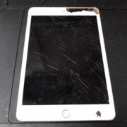 画面修理前のiPad mini5
