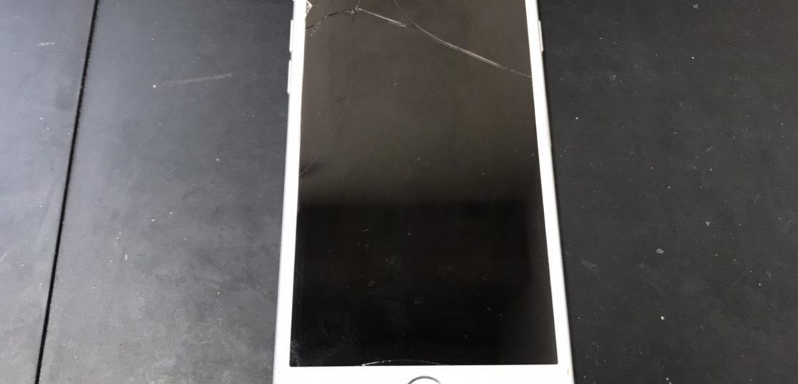 水没で起動しなくなったiPhone7