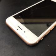 画面交換前のiPhone8