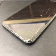 画面修理前のiPhone11
