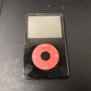 バッテリー交換前のiPod video(第5.5世代)