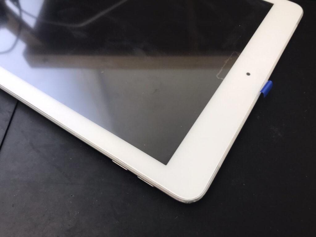 画面修理後のiPad第5世代
