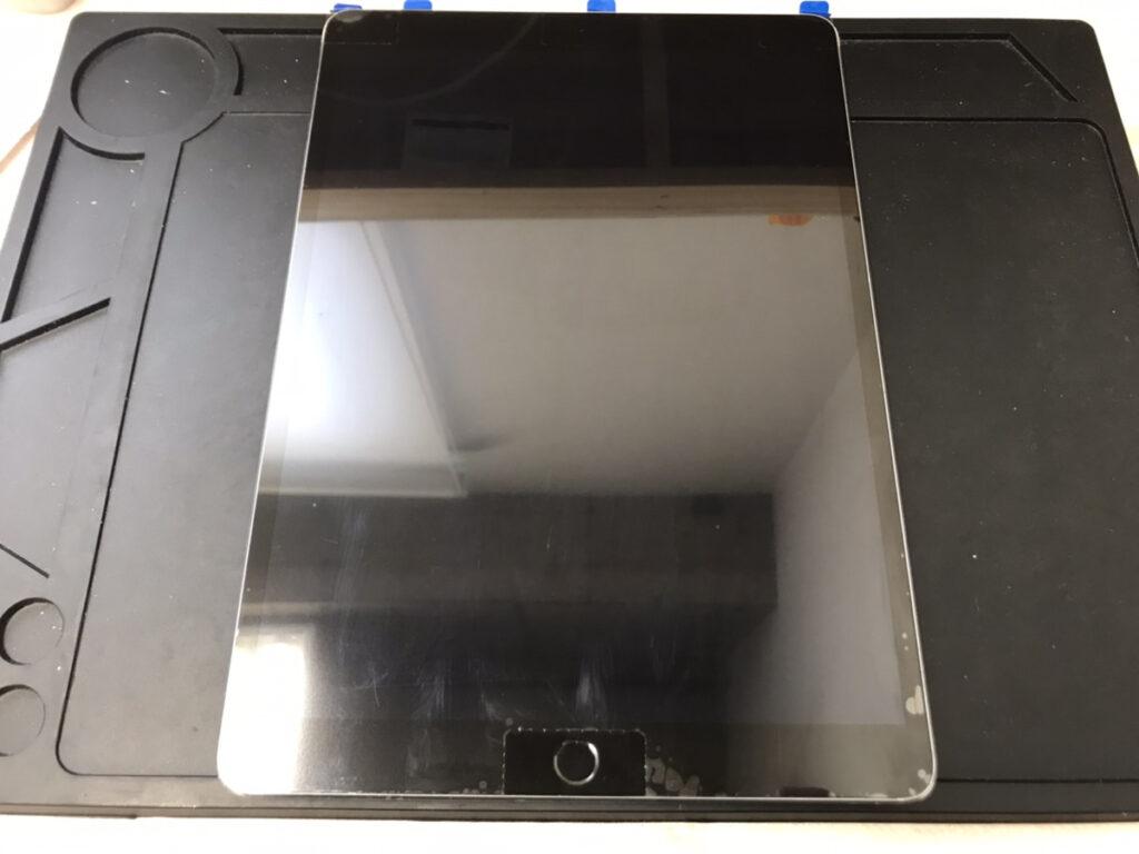 画面修理後のiPad Pro10.5