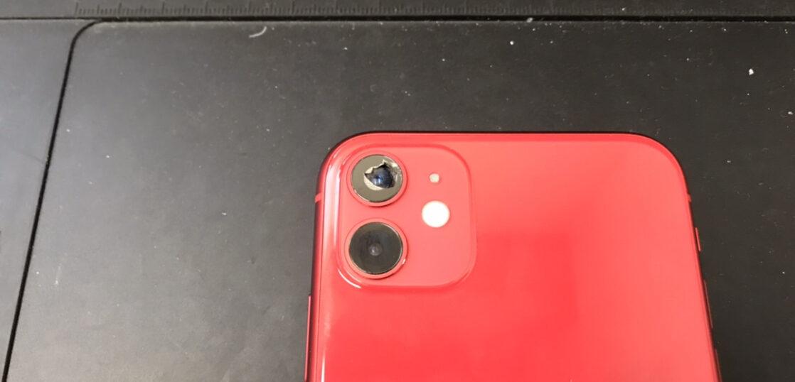 修理前のiPhone11